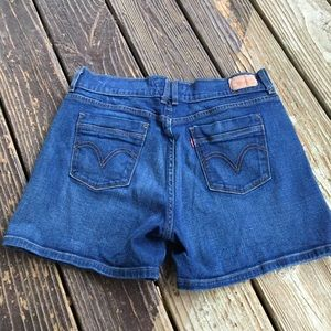 🧜🏻♀️ Levi's High Waist Pocket Red Tag Split Leg